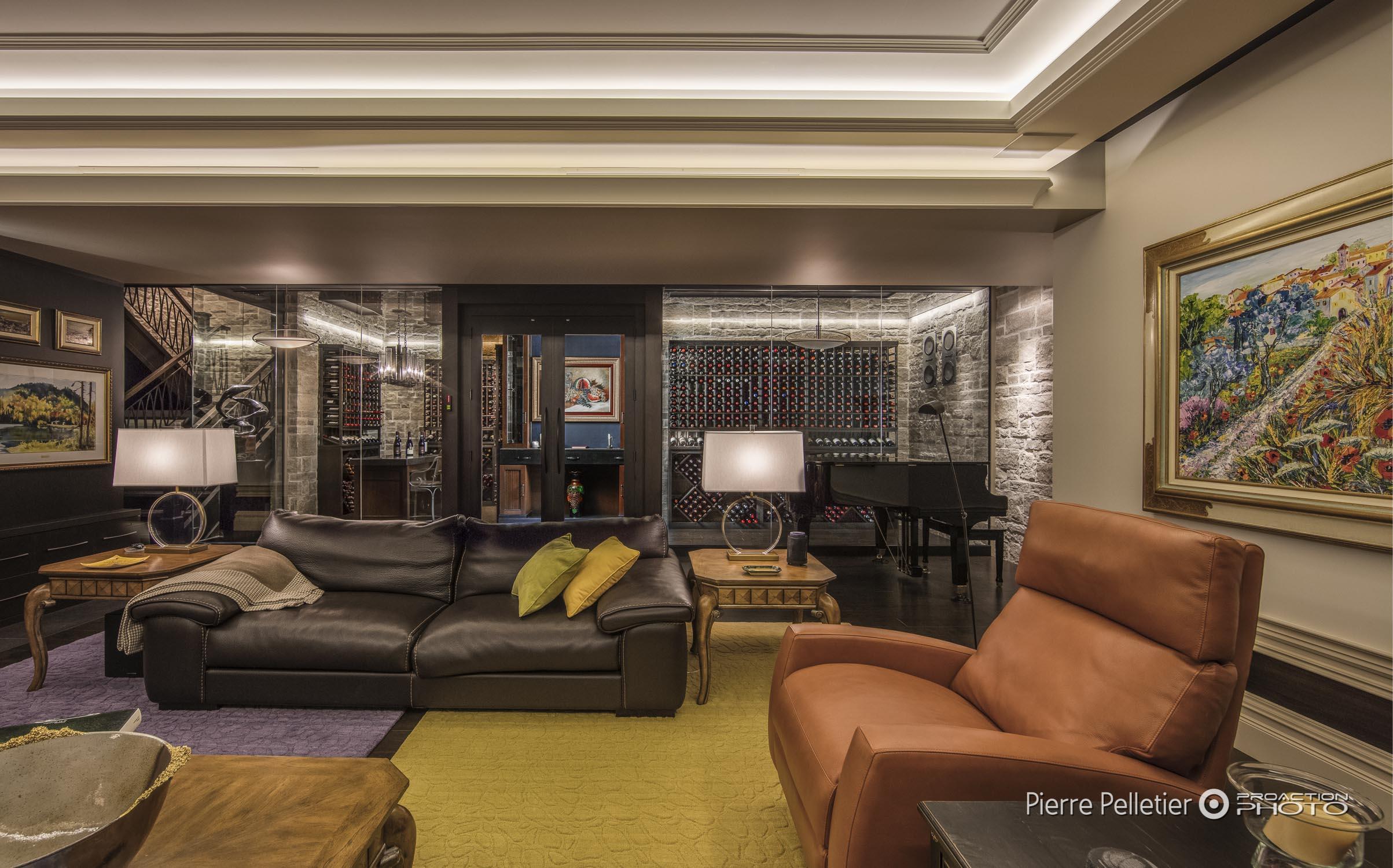 Design int rieur architecture pierre pelletier for Temperature interieur maison quebec